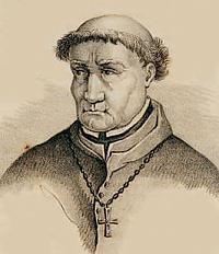Tomas de Torquemada, leider van de Spaanse inquisitie